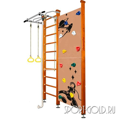Детский спортивный комплекс Kampfer Jungle Ceiling (Boy, Girl) 2.67 м, Классический