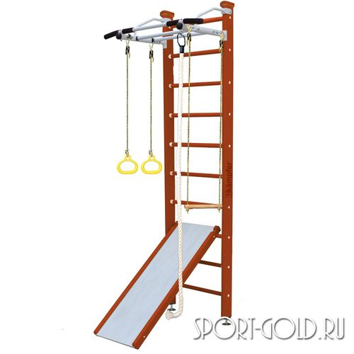 Детский спортивный комплекс Kampfer Ride Ceiling 2.67 м, Вишневый