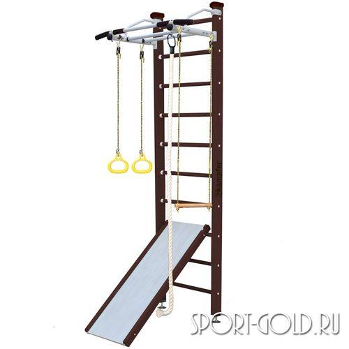 Детский спортивный комплекс Kampfer Ride Ceiling 2.67 м, Шоколадный