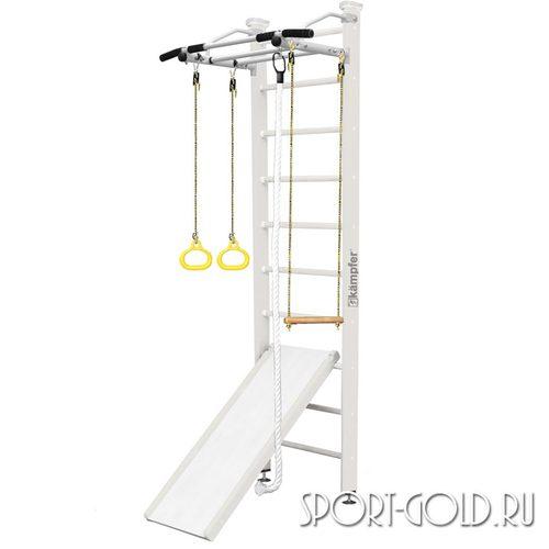 Детский спортивный комплекс Kampfer Ride Ceiling 2.67м, Жемчужный