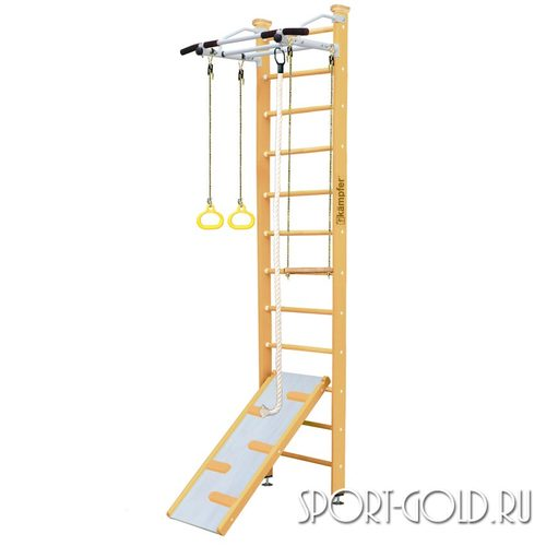 Детский спортивный комплекс Kampfer Ride Ceiling 3.0 м, Натуральный (лак)