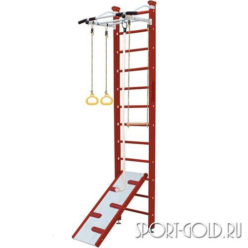 Детский спортивный комплекс Kampfer Ride Ceiling 3.0 м, Вишневый