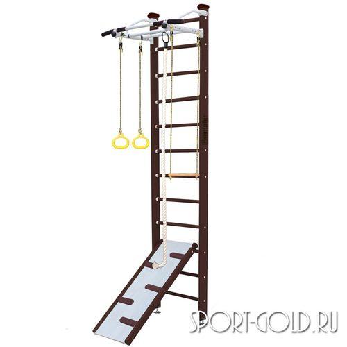 Детский спортивный комплекс Kampfer Ride Ceiling 3.0 м, Шоколадный