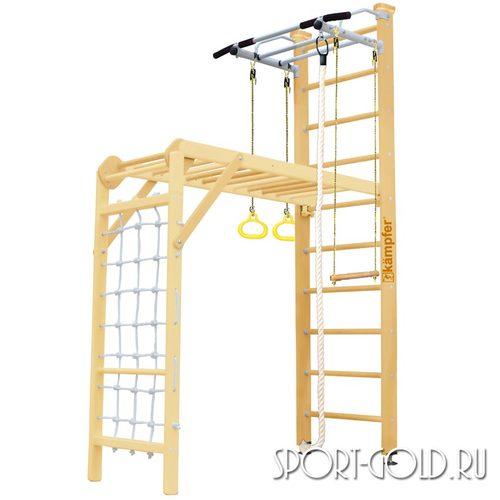 Детский спортивный комплекс Kampfer Union Ceiling 2.67 м, Натуральный (лак)