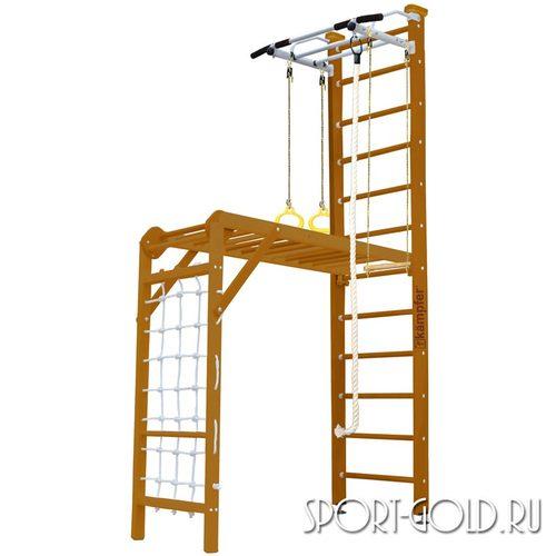 Детский спортивный комплекс Kampfer Union Ceiling 3.0 м, Ореховый