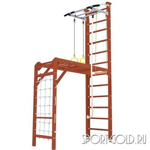 Детский спортивный комплекс Kampfer Union Ceiling 3.0 м, Вишневый