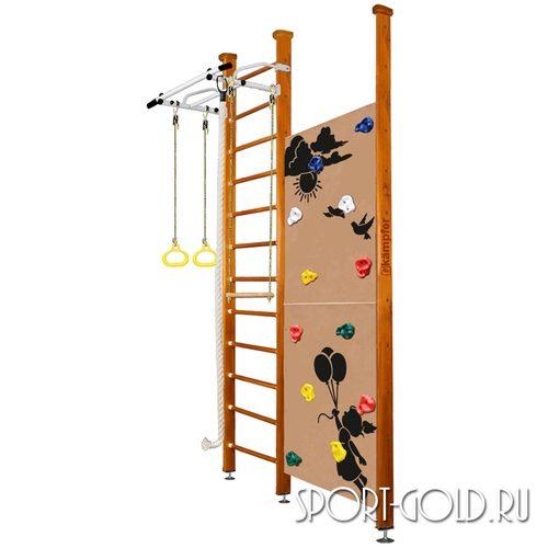 Детский спортивный комплекс Kampfer Jungle Ceiling (Boy, Girl) 3.0 м, Классический