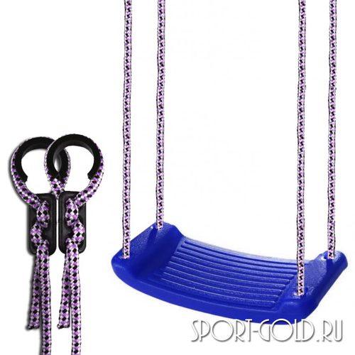 Аксессуар для ДСК Midzumi Качели навесные пластиковые Синий