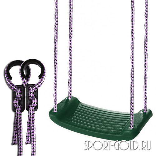 Аксессуар для ДСК Midzumi Качели навесные пластиковые Зеленый