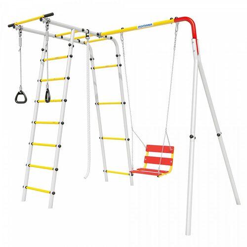 Детский спортивный комплекс для дачи ROMANA Лесная поляна-2 Цепные качели