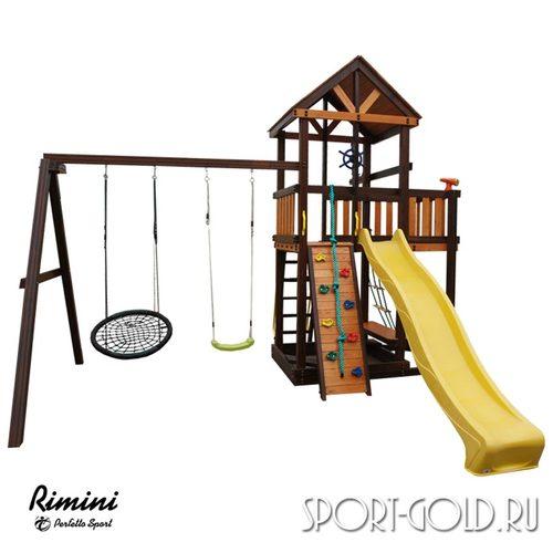 Детский игровой комплекс Perfetto Sport Rimini Качели Гнездо