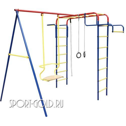 Детский спортивный комплекс для дачи ПИОНЕР Дачный Мини Качели ТК