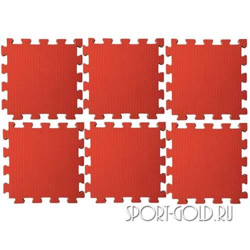 Коврик-пазл Midzumi №6 Будомат 150 х 100 х 2 см Красный