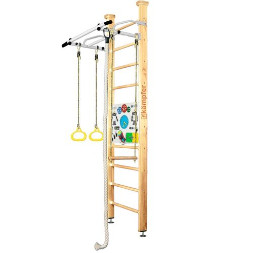 Детский спортивный комплекс Kampfer Helena Ceiling Busyboard 2.67 м, Без покрытия