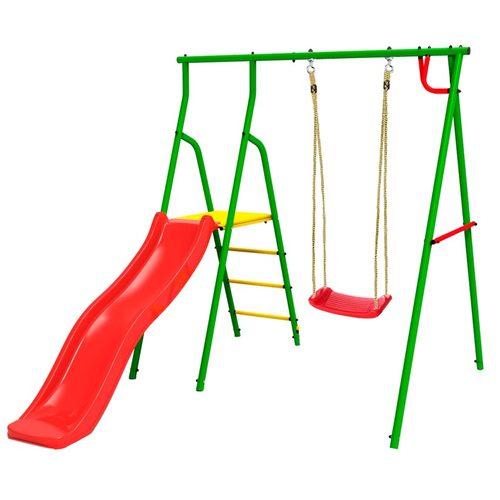 Детский спортивный комплекс для дачи Kampfer Alpen (Swing, Baby, Teen, Young 60, Young 80) Swing - пластиковые качели