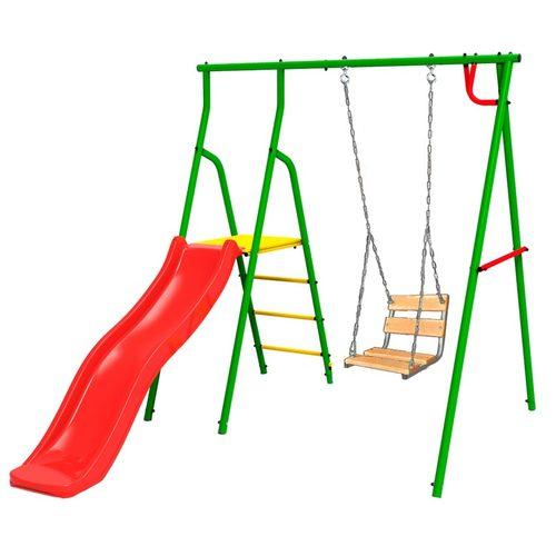 Детский спортивный комплекс для дачи Kampfer Alpen (Swing, Baby, Teen, Young 60, Young 80) Teen - цепные качели