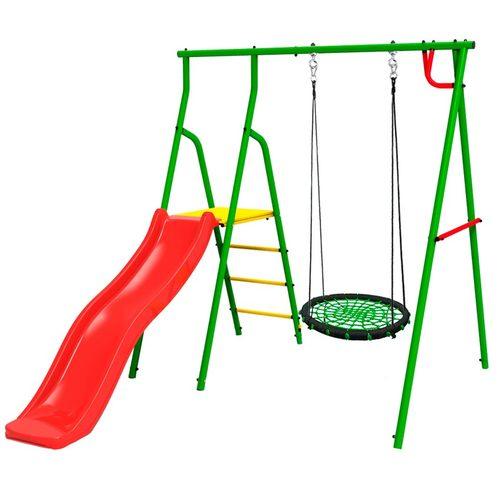 Детский спортивный комплекс для дачи Kampfer Alpen (Swing, Baby, Teen, Young 60, Young 80) Young 60 - Гнездо 60 см