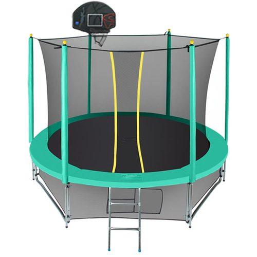 Батут Hasttings Classic Game Green/Pink 3,05 м (10ft) Зеленый